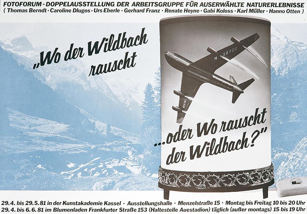 Wo der Wildbach rauscht …