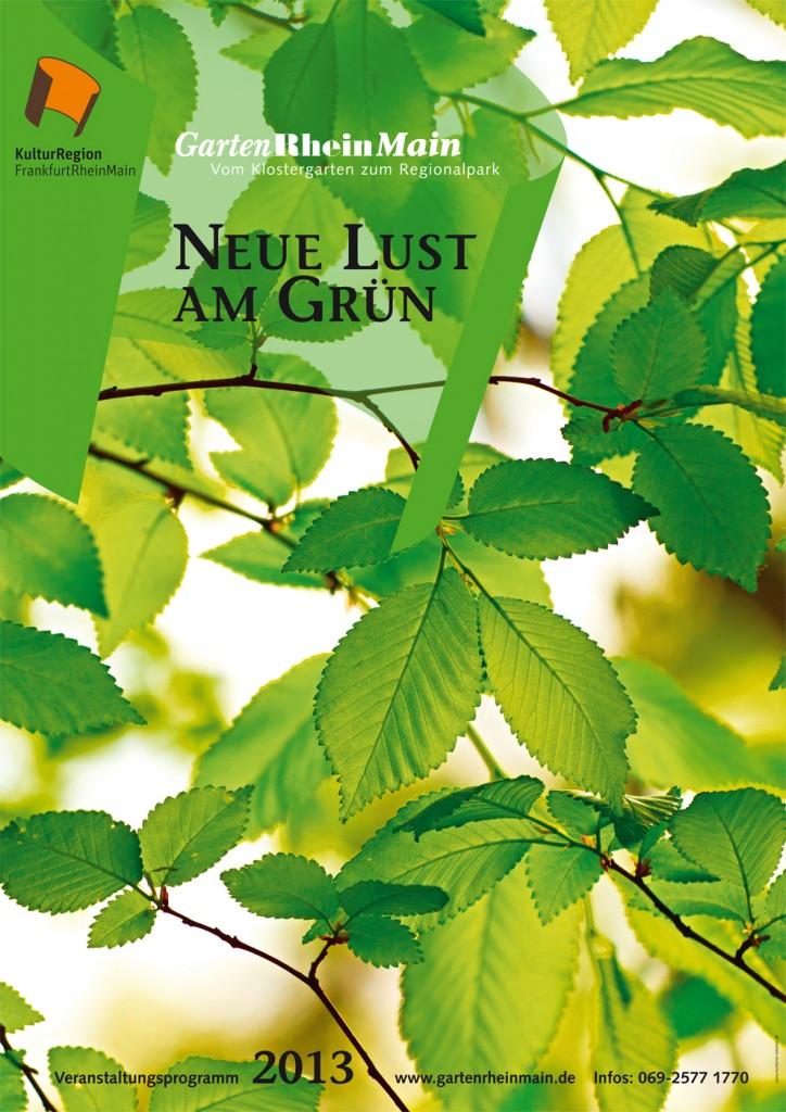 "GartenRheinMain ""Neue Lust am Grünn"""