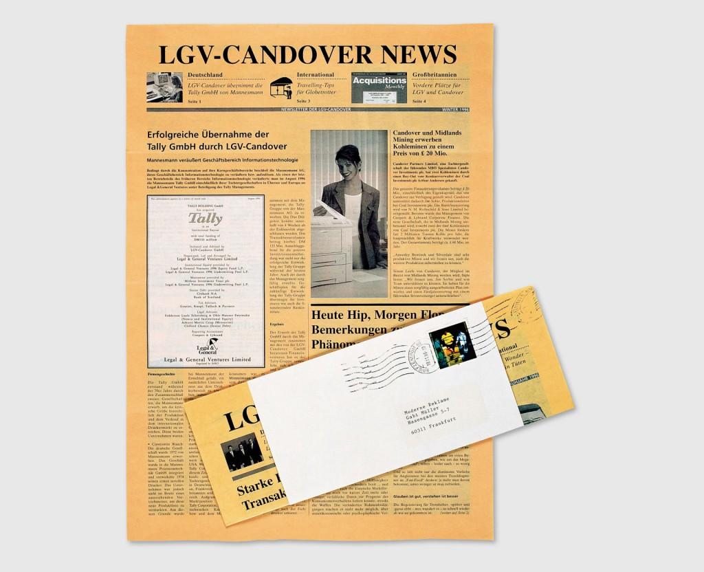 LGV_Candover_News